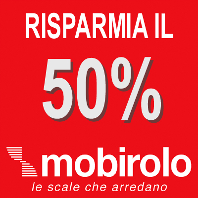 Risparmia il 50%